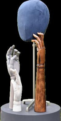 Accessoires für Schaufensterpuppen von the Mannequin House